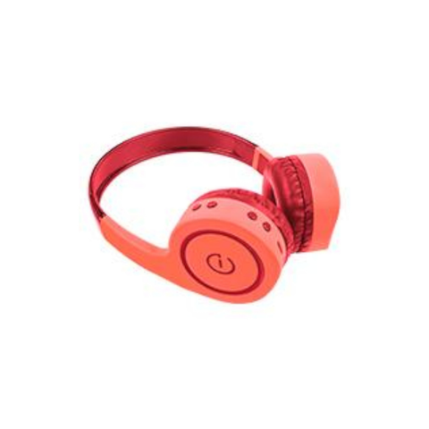 Easy Line Audifonos Diadema Coral Bluetooth On Ear