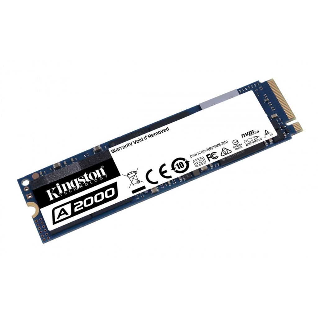 Kingston Sa2000m8/500g Unidad Ssd Sa2000 500gb M.2 2280nvme