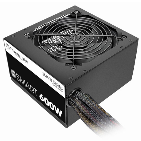 Fuente de Poder Thermaltake SMART 600W, ATX, 120mm, 600W