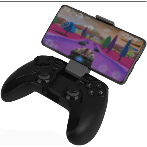 Acteck Ac-929837 Control Bt Gamepad G200win Ios Android Switch Negro
