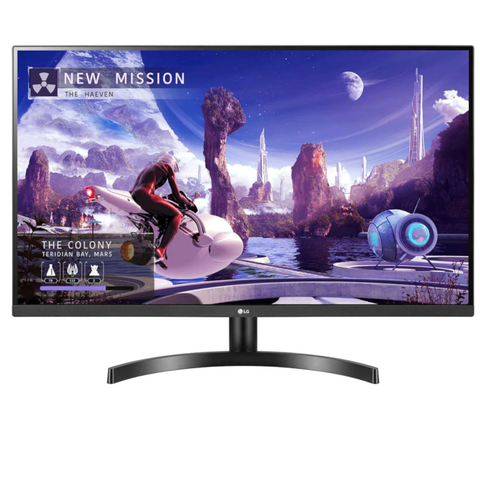 Lg 32qn600-B Monitor Led 31.5 plg Ips Qhd 2560x1440 Freesync Hdmi Dp 60h