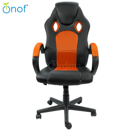 Silla Pc Gamer Ajustable Reclinable Gaming Vinipiel Comoda
