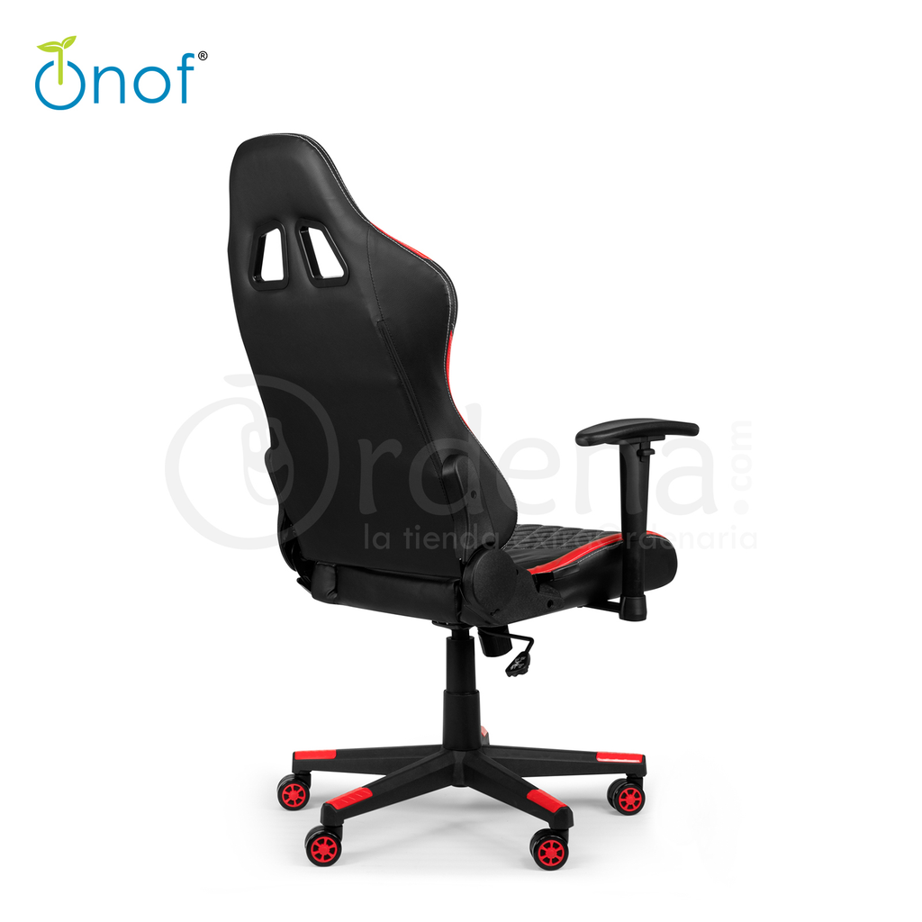 Silla Gamer Ergonomica Reposabrazos Movil Diseño Racing