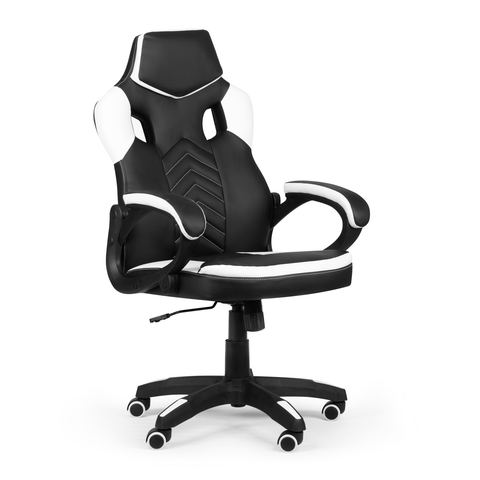 Silla Gamer Estilo Racing Respaldo Ergonomico Reclinable