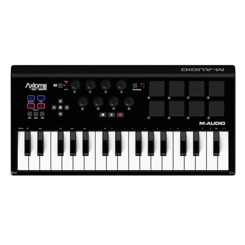 Controlador midi AXIOM A.I.R. MINI 32 IGNITE