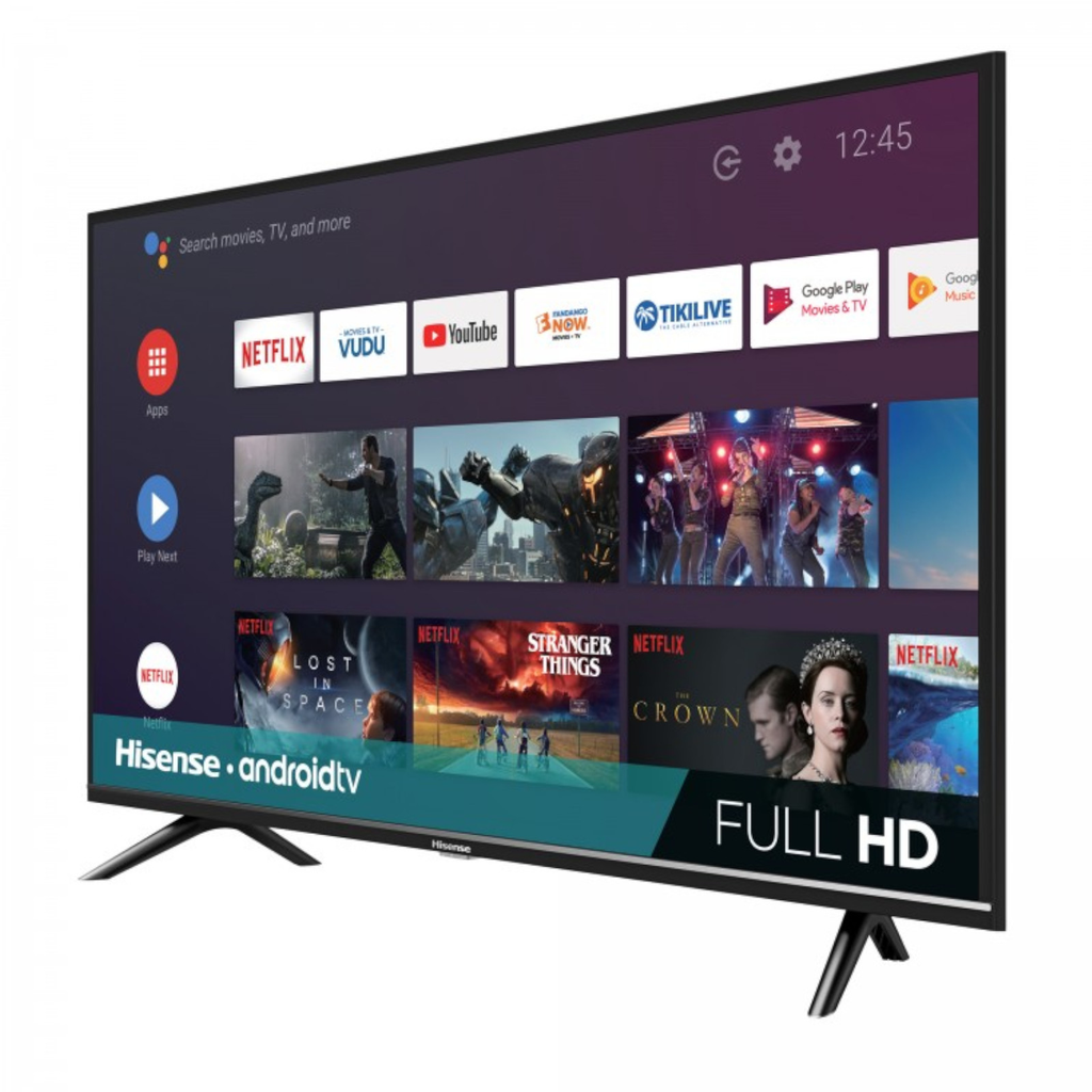 Hisense 40h5500f Television 40 plg Smart Android Full Hd 1920x1080 Hdmi