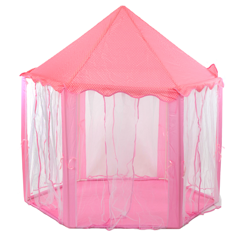 Carpa Castillo Juego Infantil Decoracion Hexagonal Interior