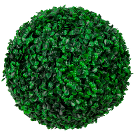 Esfera De Follaje Artificial Topiario Decoracion Verde 30 Cm - ordena-com