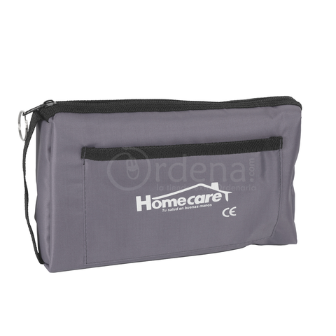 Homecare Dmh2600 Kit Baumanometro Estetoscopio Doble Gris