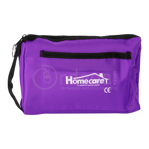 Homecare Dmh2000 Kit Baumanómetro Estetoscopio Simple Homecare Morado