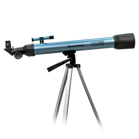 Telescopio Monocular Celestron Land And Sky Ocular 20 Y 4mm