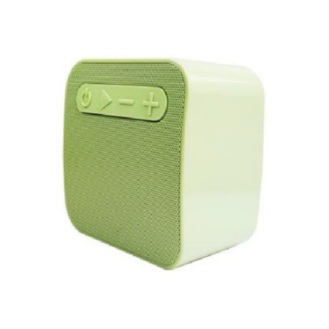 Highlink Spkhli-swgreen Bocina Subwoofer Bluetooth 4.2, Verd