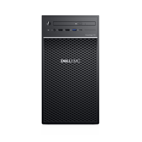 Dell Servidor Power Edge T40 Xeon E-2224g 3.5  8gb 1tb Dvdr 1a Prosup 2d