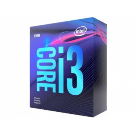 Procesador Intel Core Coffee Lake 3.60GHz 4 núcleos i3-9100F