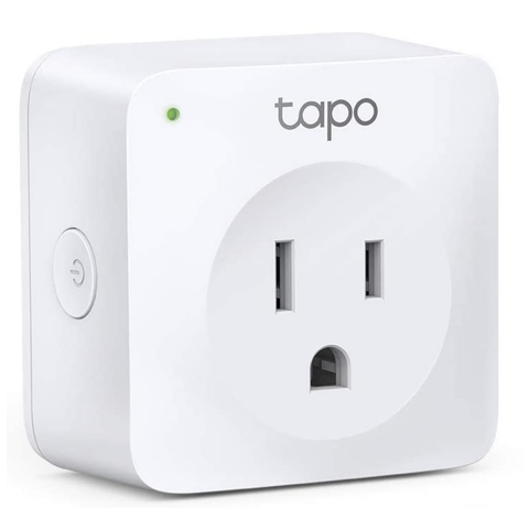 Enchufe Inteligente Tp-link Smart Wi-fi Tapo P100