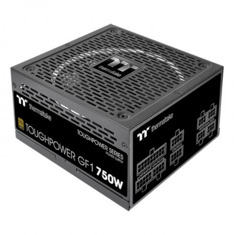 Fuente De Poder Thermaltake Toughpower Gf1 750w 80+ Gold Mod