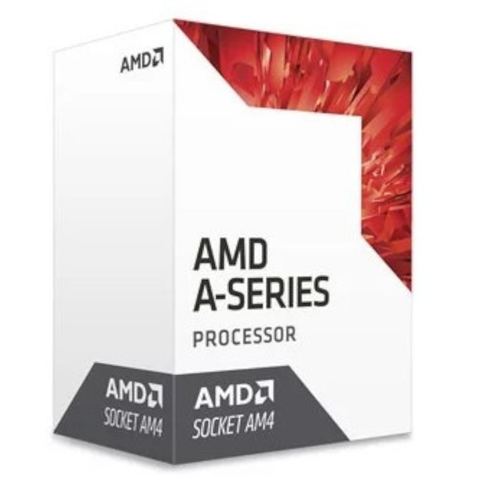 Amd A-Series Ad9600agabbox Cpu A8 9600 3.1 A 3.4 Ghz 65w Soc Am4