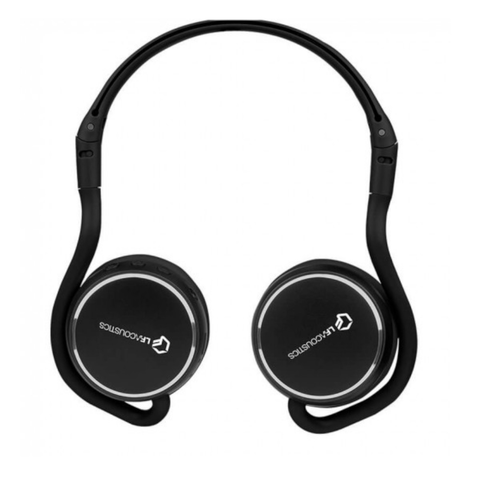 Lf Acustics Audífonos On Ear Negro Bluetooth Mini Supraaurales