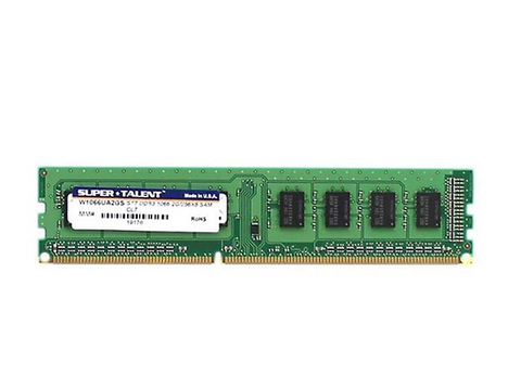 Super Talent 512 X8 Memoria 4 Gb Ddr3 1600 4 G/512 X8 - ordena-com