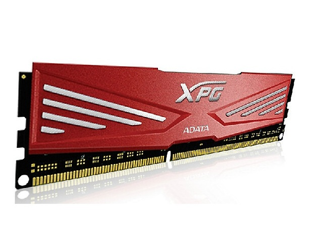 ADATA AX3U1600W4G11-SR MEMORIA DE 4GB XPG SINGLE TRAY 1600 ROJA