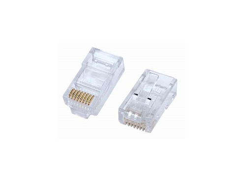 X Media C5 E 8 P8 C 50, Conector Rj 45 8 P8 C Plug Cat5 E   50 Pcs/Bag - ordena-com