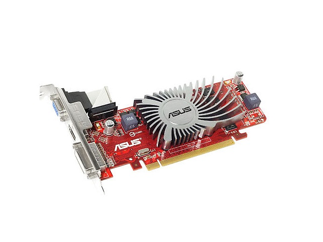 ASUS EAH6450 SILENT Tarjeta de Video AMD Radeon HD 6450 1GB PCI DVI/HDMI
