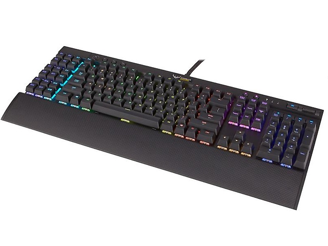 Corsair Vengeance K95 Teclado Usb Rgb Black Cherry Mx Red - ordena-com.myshopify.com