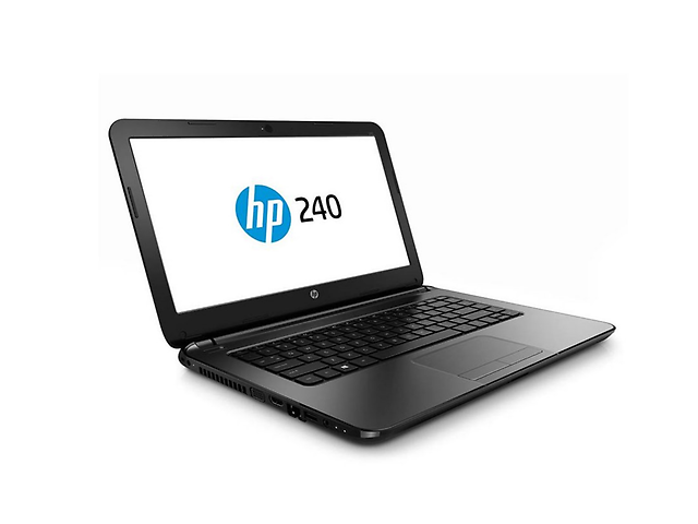 Hp 240 Celeron-N3060 Laptop Notebook 1G5 4 inch 4GB 500GB W10H