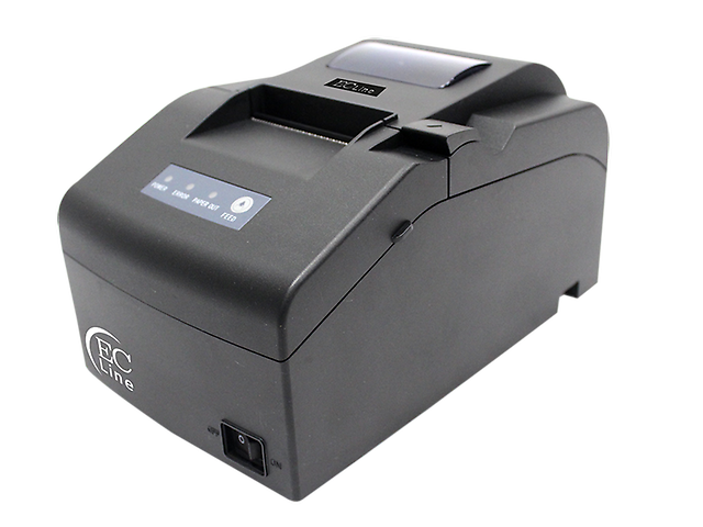 EC LINE PM-530-USB Printer ECDOT, DGREY, USB, NOCUT
