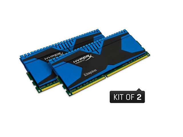 KINGSTON HX321C11T2K2/16 Memoria DDR3 Hyperx PRE 16GB XMP 2133MHZ KIT