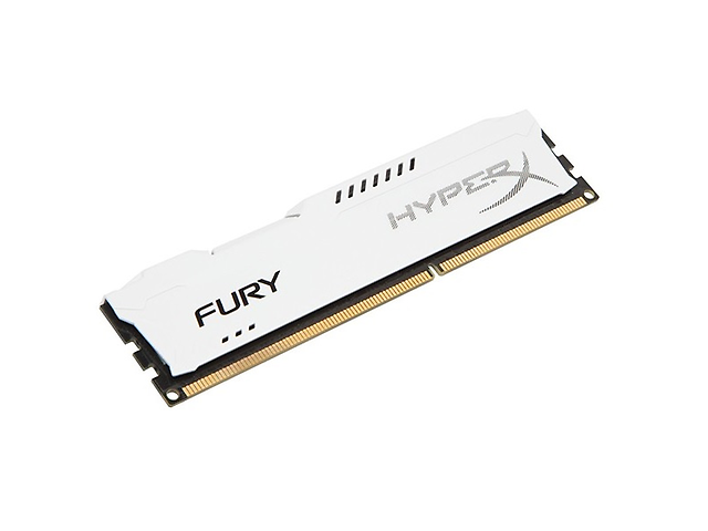 KINGSTON HX318C10FW/8 Memoria DDR3 Hyperx Fury White 8GB 1866MHZ
