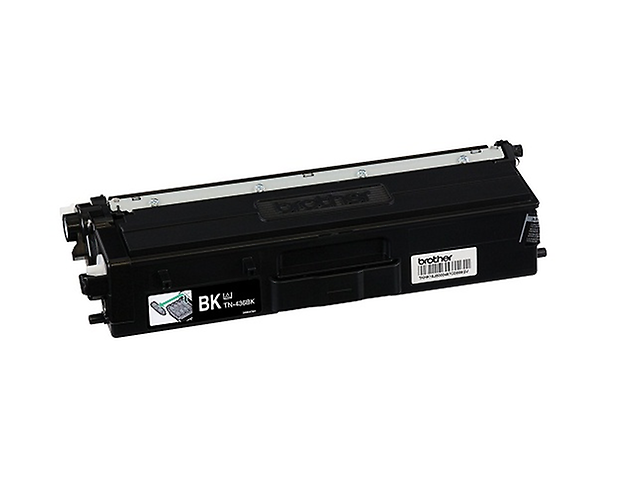 Brother TN436BK Toner de Alto Rendimiento, Negro