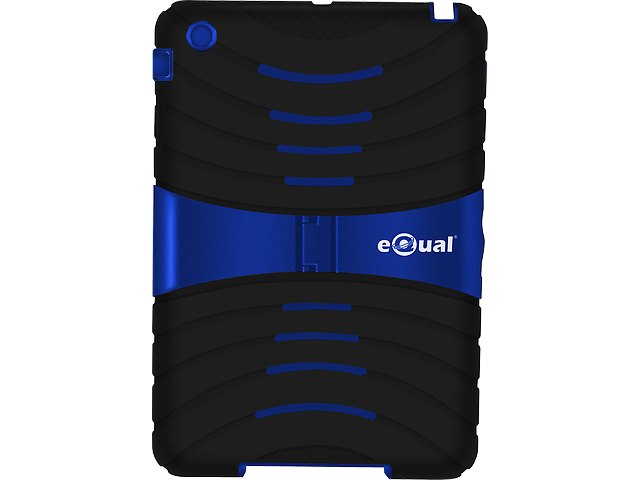 EQUAL Funda Uso rudo Ipad Mini Negro - Azul