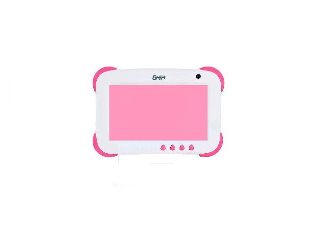 Ghia Any Kids Q 7 tablet 7 pulgadas Quadcore 1gb RAM 8GB alm. Rosa