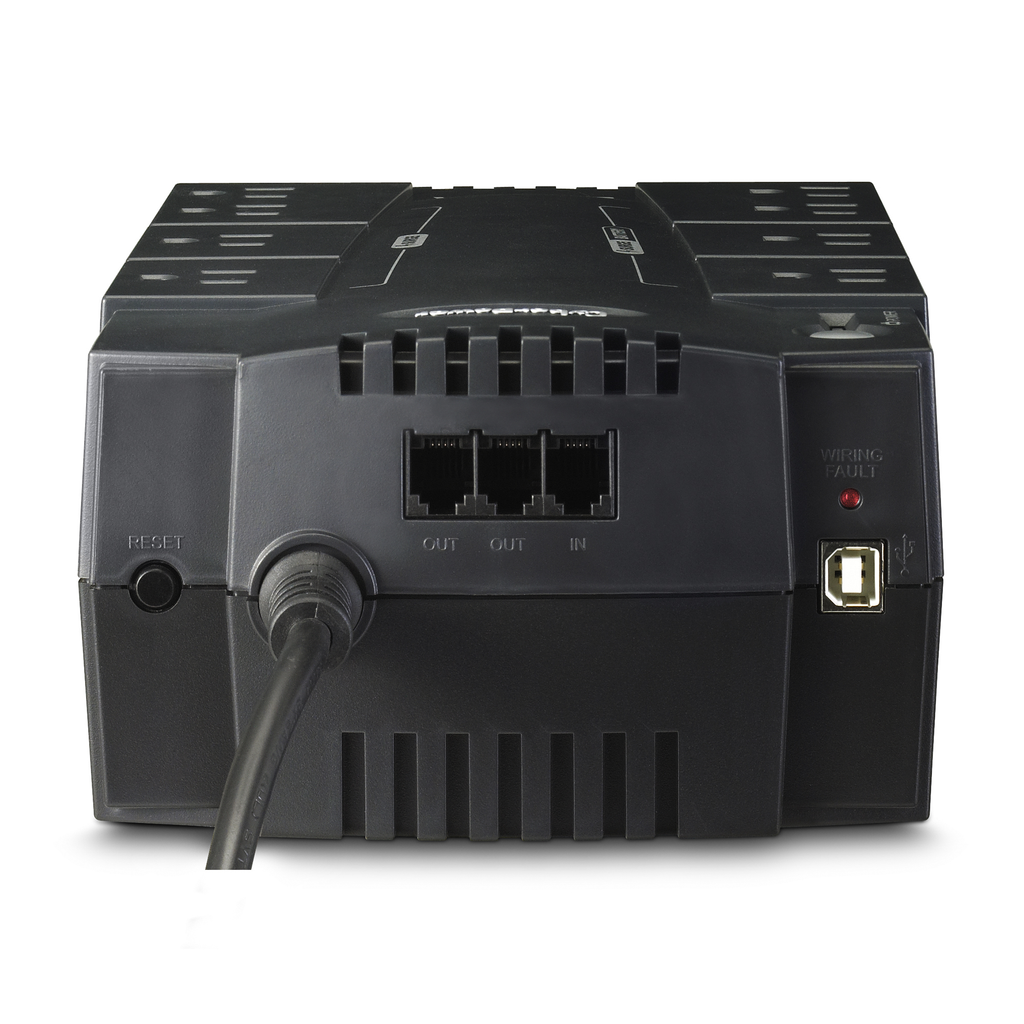 Cyberpower Cp425sLG No Break 425va/255w Acido De Plomo Sella