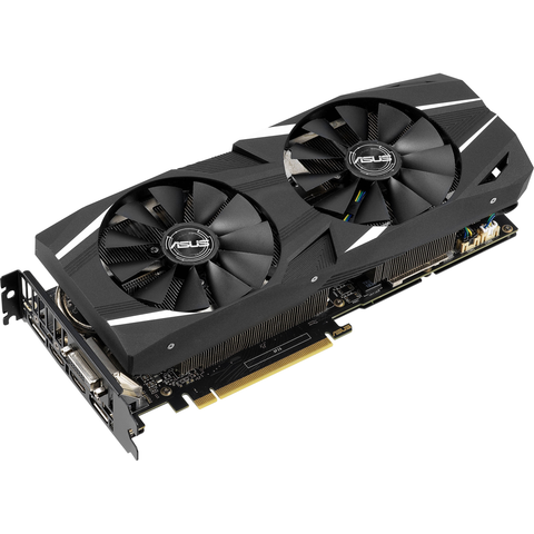 Asus Dual Rtx2060 6 G Tarjeta De Video Gddr6 6 Gb Dvi Hdmi Dp