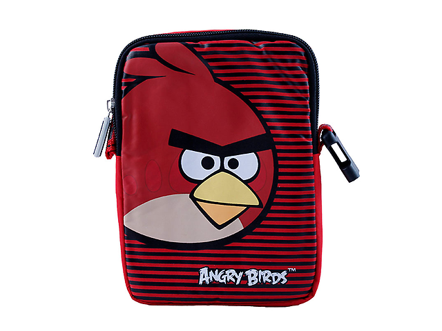 Ginga AB13BGROJO Funda para Tablet 7 Pulg. Angry Birds