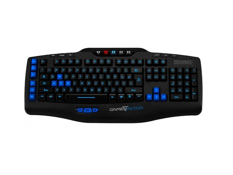 Gaming Kbg601 Game Factor Teclado Mecanico Optico  Esp Usb Rgb - ordena-com