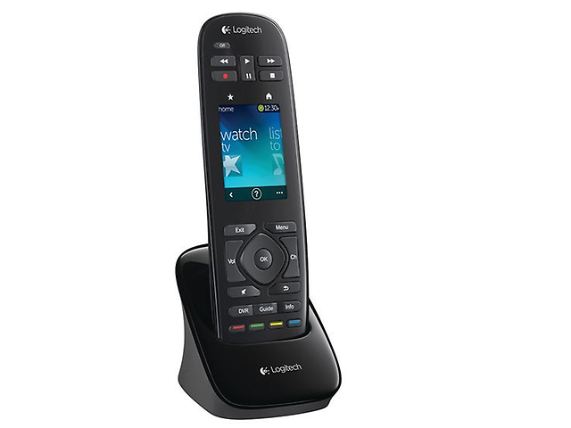 Logitech Harmony 350 Control Remoto Universal, Touch, para 8 dispositivos