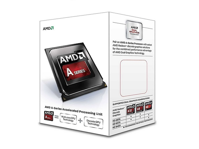 AMD AD7800YBJABOX CPU A-Series X4 A10 7800 3.9GHz