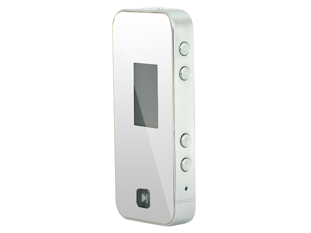 Zonar Mp3 Hiphone Con Pantalla Oled 4 Gb Reproductor Mp3 Blanco - ordena-com.myshopify.com