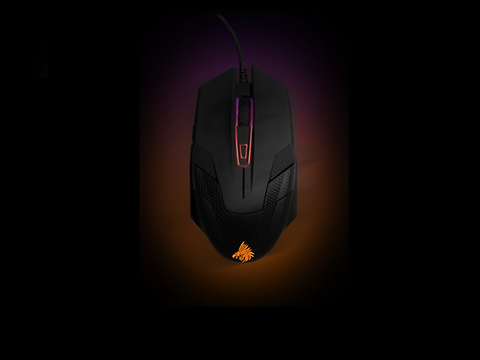 Pixxo G15 Mouse Drakon Gaming Eagle Warrior - ordena-com