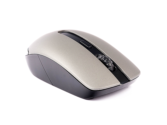 NACEB NA-594GR Mouse Inalambrico Gris