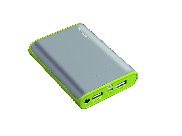 Acteck Pb 1000 Power Bank 10000 Mah Color Gris - ordena-com.myshopify.com