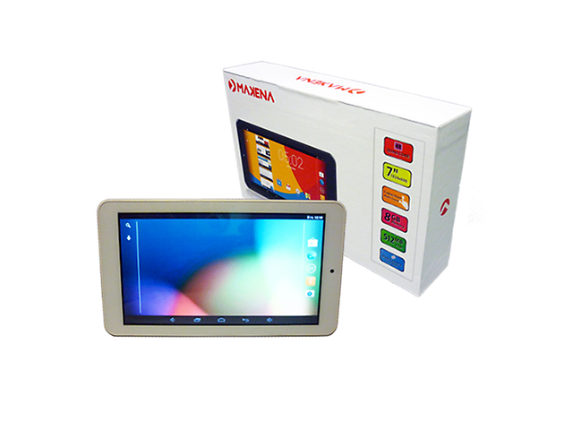 Makena T701 tablet 7 pulg. Quadcore 1.3Ghz 512 Ram