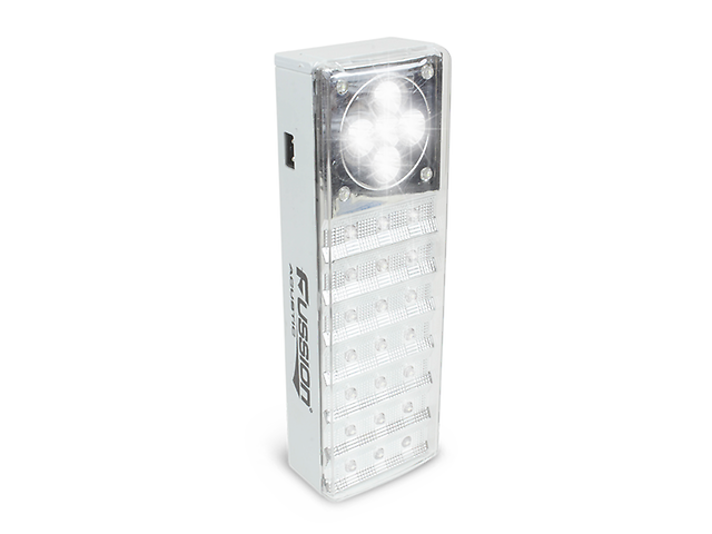 FUSSION EL-5021 Lámpara de Emergencia 30 LED