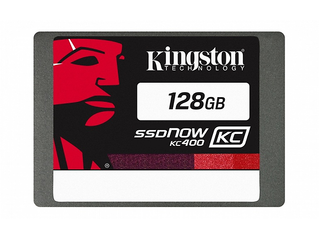 Kingston Kc400 Unidad Ssd Now 2.5 Pulg. 128 Gb Sata3 - ordena-com.myshopify.com
