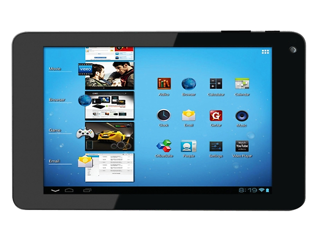 Techpad Xtab C781 Tablet  7 A20 1.0 Ghz Dual Core 1 Gb 8 Gb  Roja