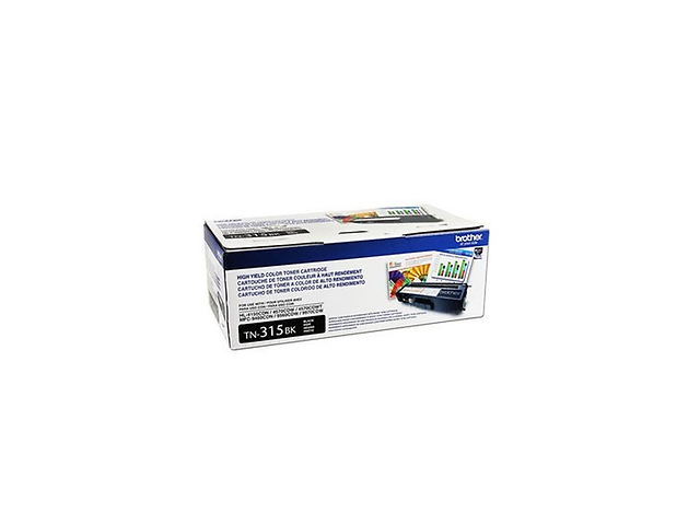 Brother TN315BK, Toner 6,000 páginas alto rendimineto P/MCF9970CD Negro