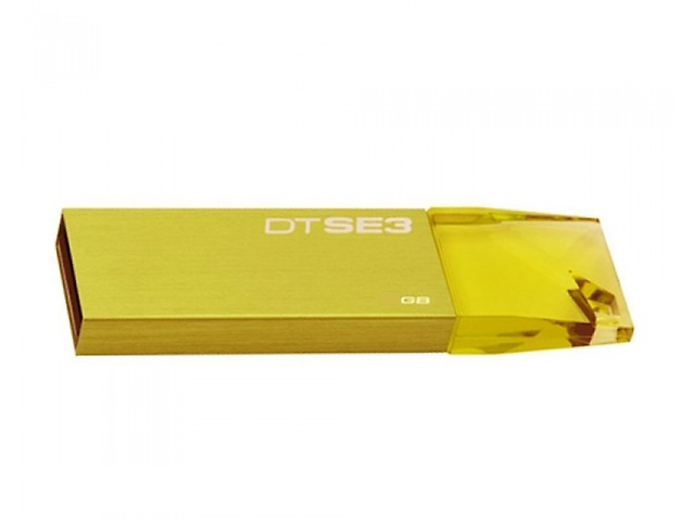 Kingston Dtse3 16 Gb Memoria Usb Kc U6816 4 C1 Y Amarillo - ordena-com.myshopify.com